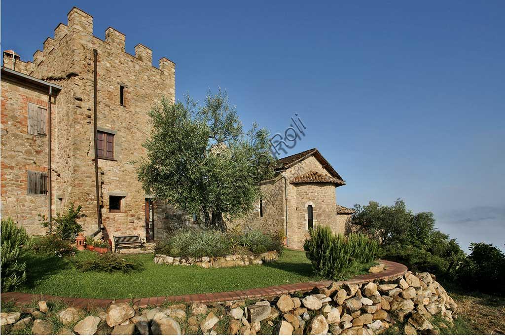 The hamlet of Cisterna.