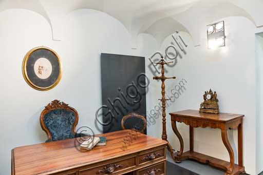 Casa Artusi: I mobili dello studio di Pellegrino Artusi.