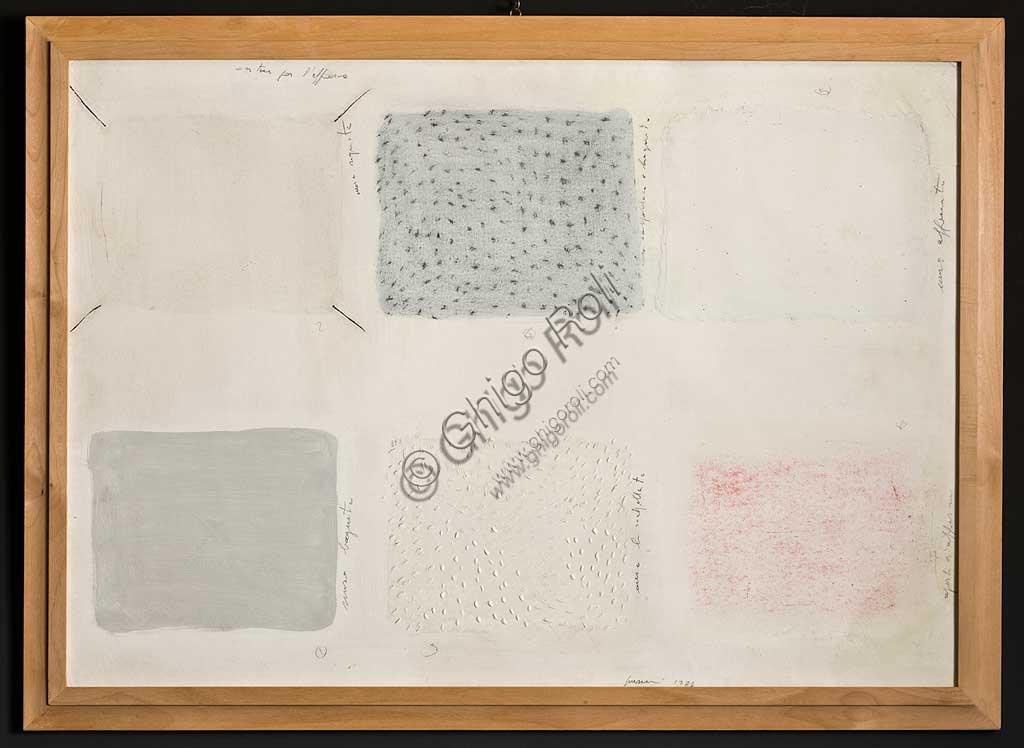 """Assicoop - Unipol Collection: Franco Guerzoni (1948),""""Fresco""""."""