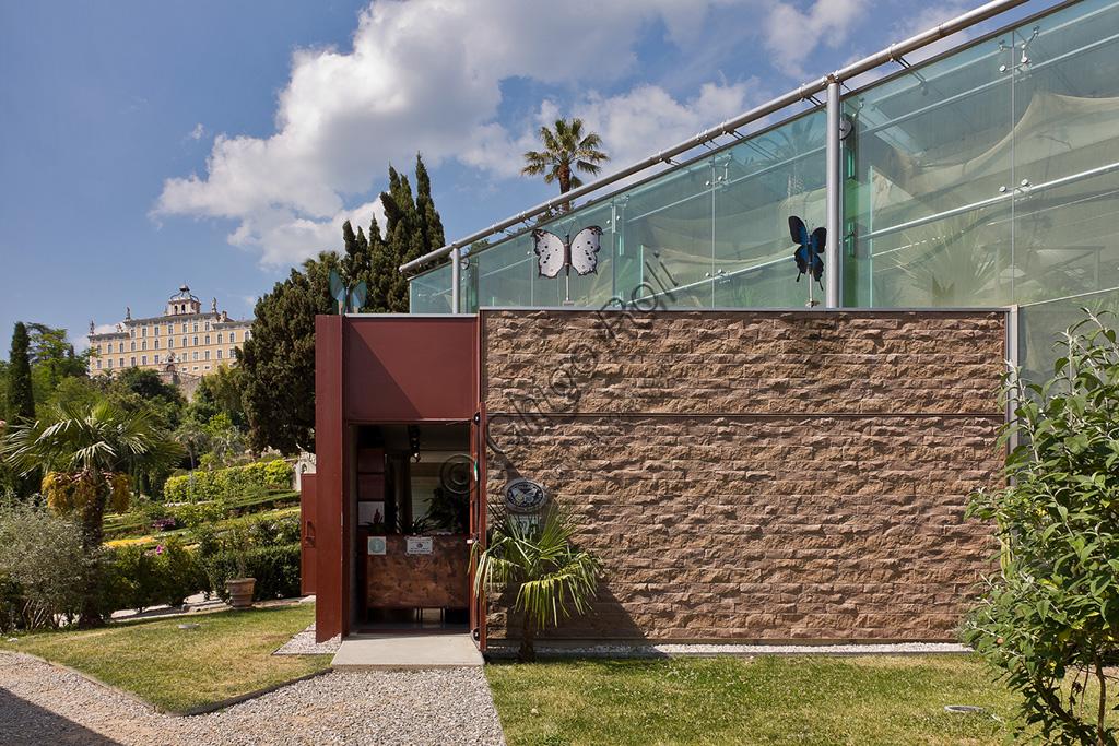 Collodi, Villa Garzoni: la Casa delle Farfalle.
