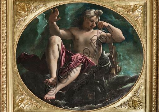 """Modena, Galleria Estense: """"Divinità Marina"""", di Ludovico Carracci (1555-1619)."""
