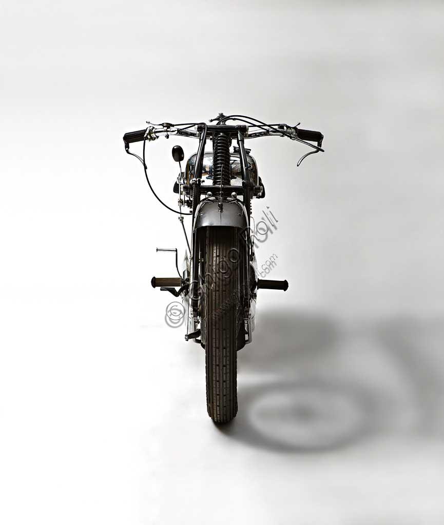 Ancient Motorbike Sarolea B Supersport 350
