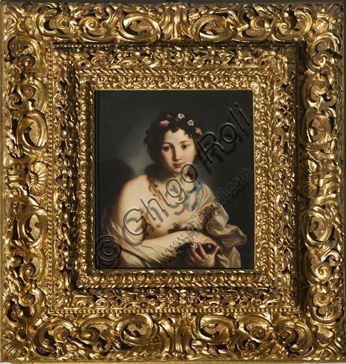 """Modena, Galleria Estense: """"Flora"""", di Carlo Cignani (1628-1719)."""