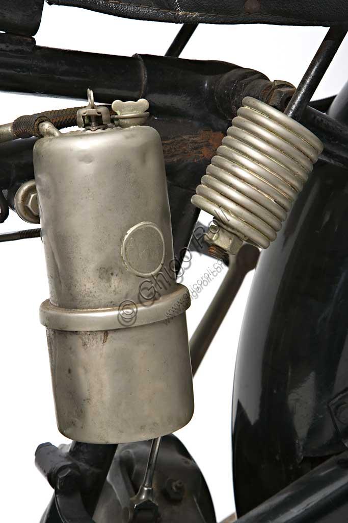 Ancient Motorbike Douglas EW 350