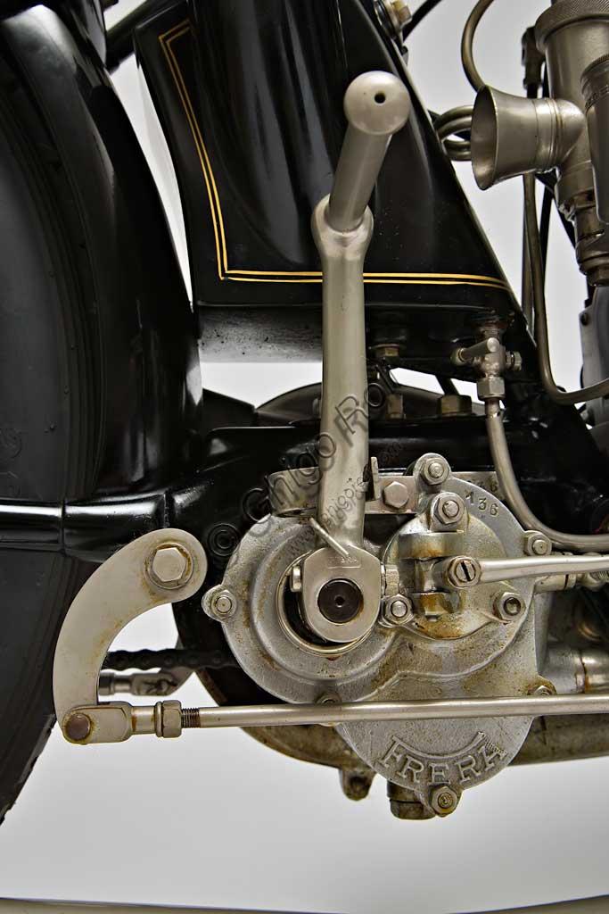 Ancient Motorbike Frera SK 350