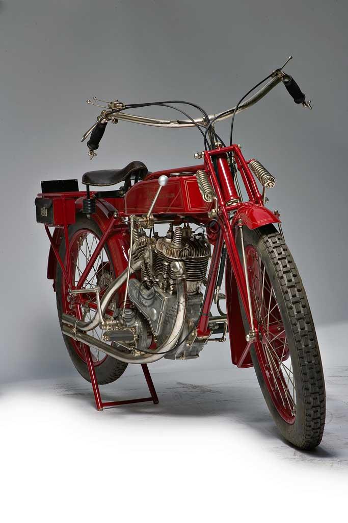 Ancient Motorbike  Galloni 750 SS