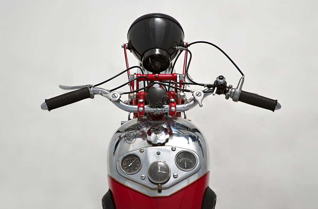 Ancient Motorbike Ganna 250 cc.