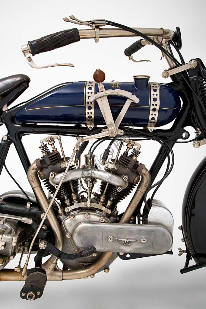 Ancient Motorbike Martinsyde 500 Sports