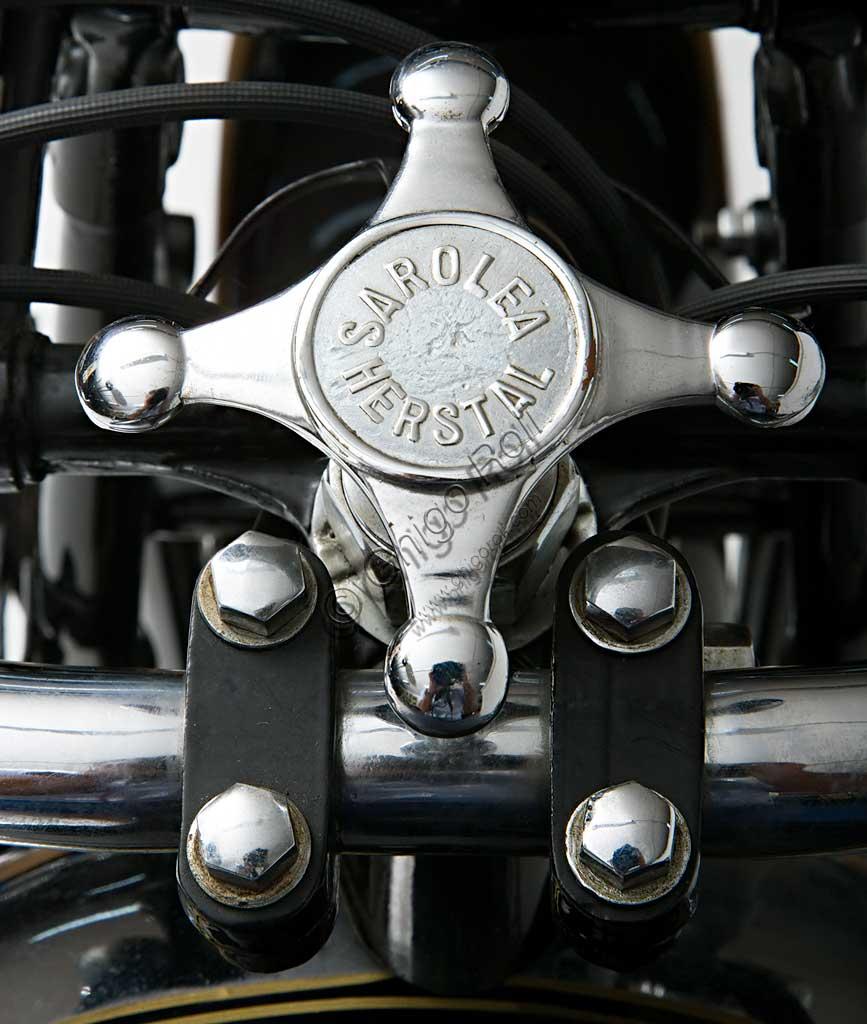 Ancient Motorbike