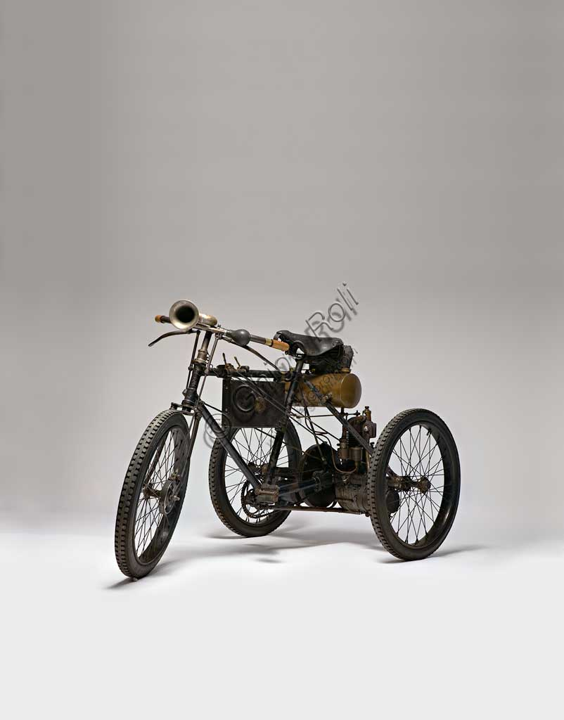 Ancient Motorbike Perfecta Triciclo tipo Sport.