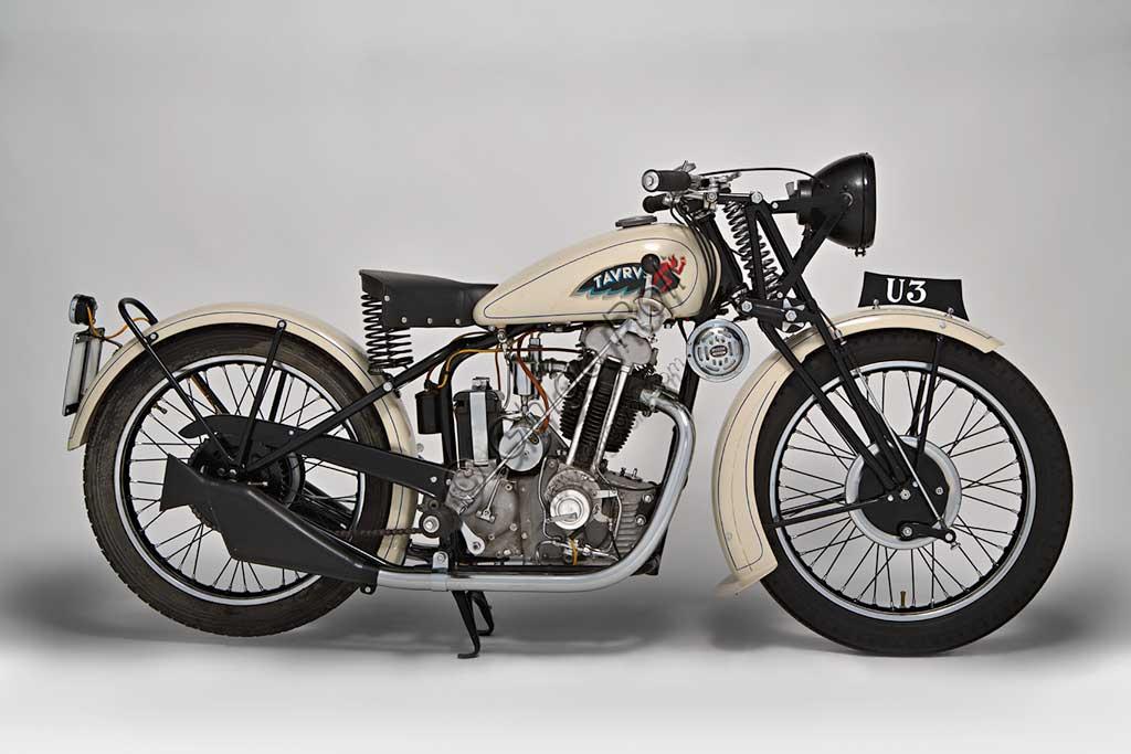 Ancient Motorbike Taurus 175.