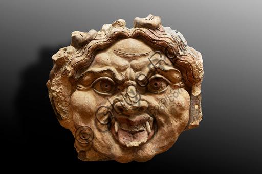 Orvieto, Museo Faina: Gorgoneion.