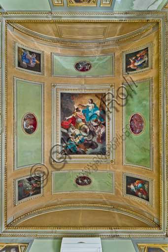 Palazzo Reale (Palazzo dei Normanni), Appartamento Reale: sala Formica.
