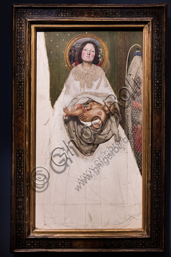 """""""Take your Son, Sir"""",  (1857-8) di Ford Madox Brown (1821 - 93); oil on canvas"""