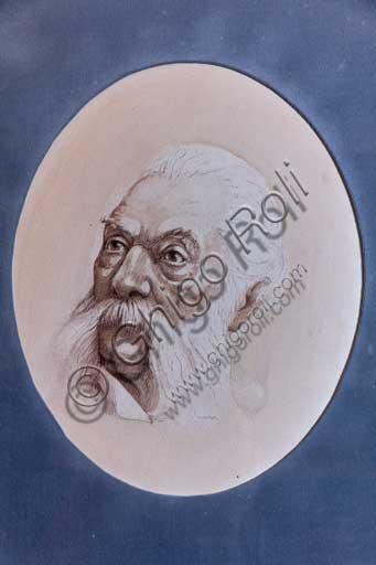 Ritratto di Pellegrino Artusi.