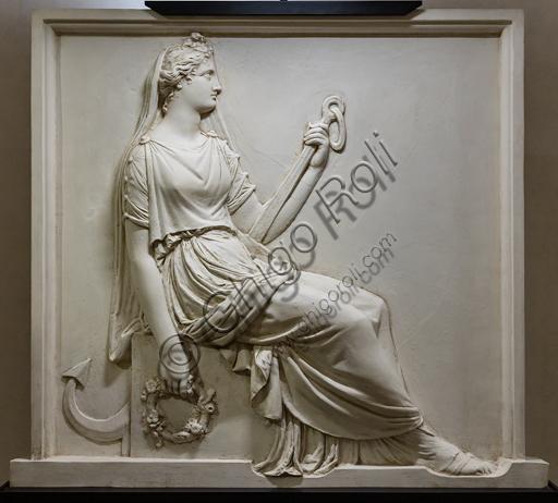 """""""La Speranza"""", 1792, di Antonio Canova (1757 - 1822), gesso."""