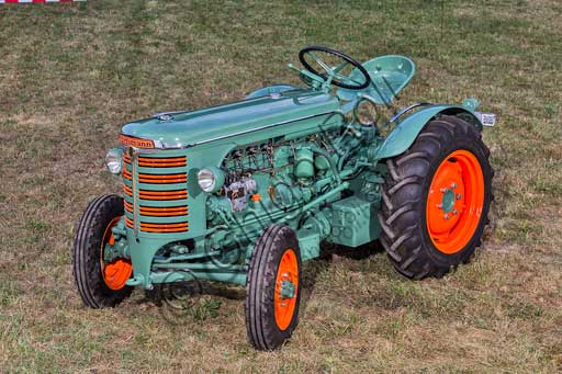 Old Tractor.Make: HürlimannModel: D 60Year: 1954Fuel: Diesel oilNumber of Cylinders:Displacement: Horse Power:Characteristics: