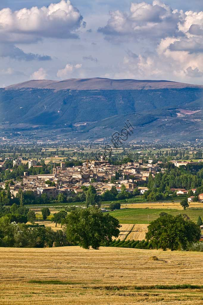 View of Bevagna.