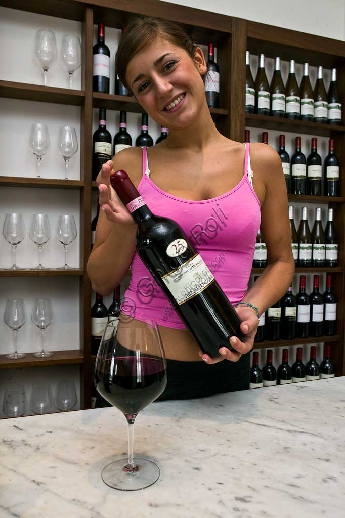 Sagrantino di Montefalco - Cantina Arnaldo Caprai: assaggi.