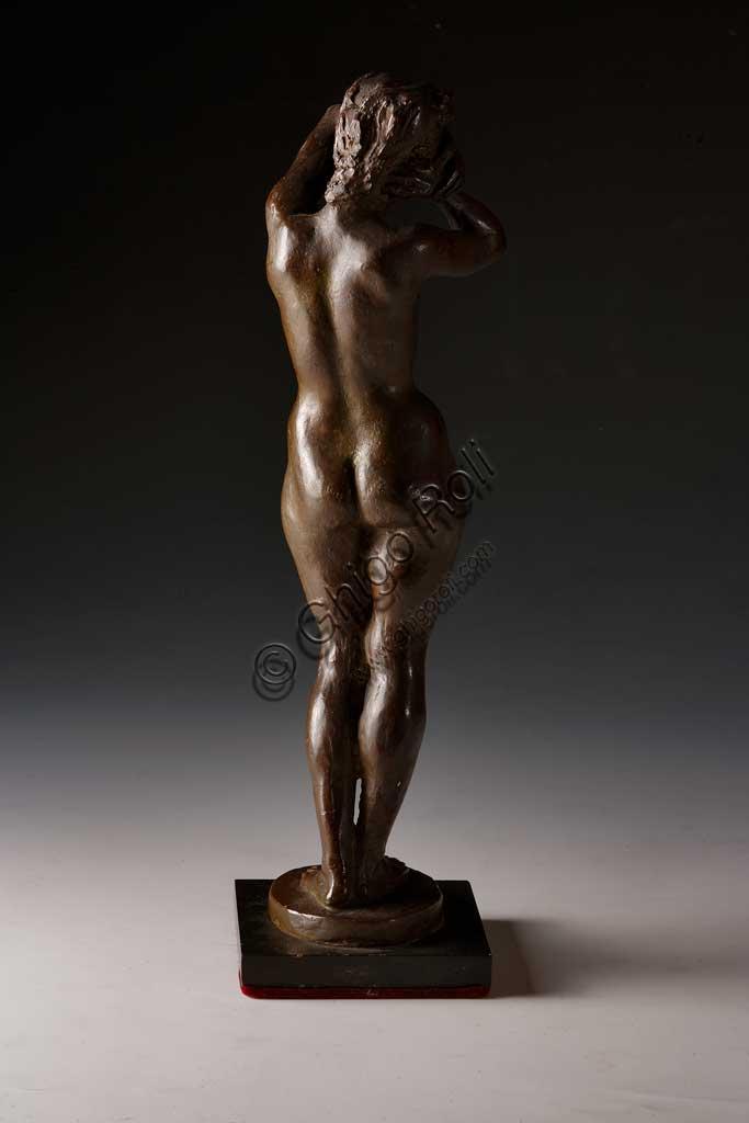 """Collezione Assicoop - Unipol: Ivo Soli (1898-1976), """"Nudo di donna"""". Bronzo."""