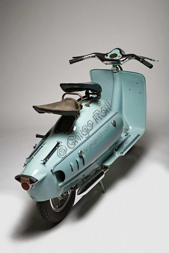 Ancient Motorbike Prina Orix 175 GL. Scooter.