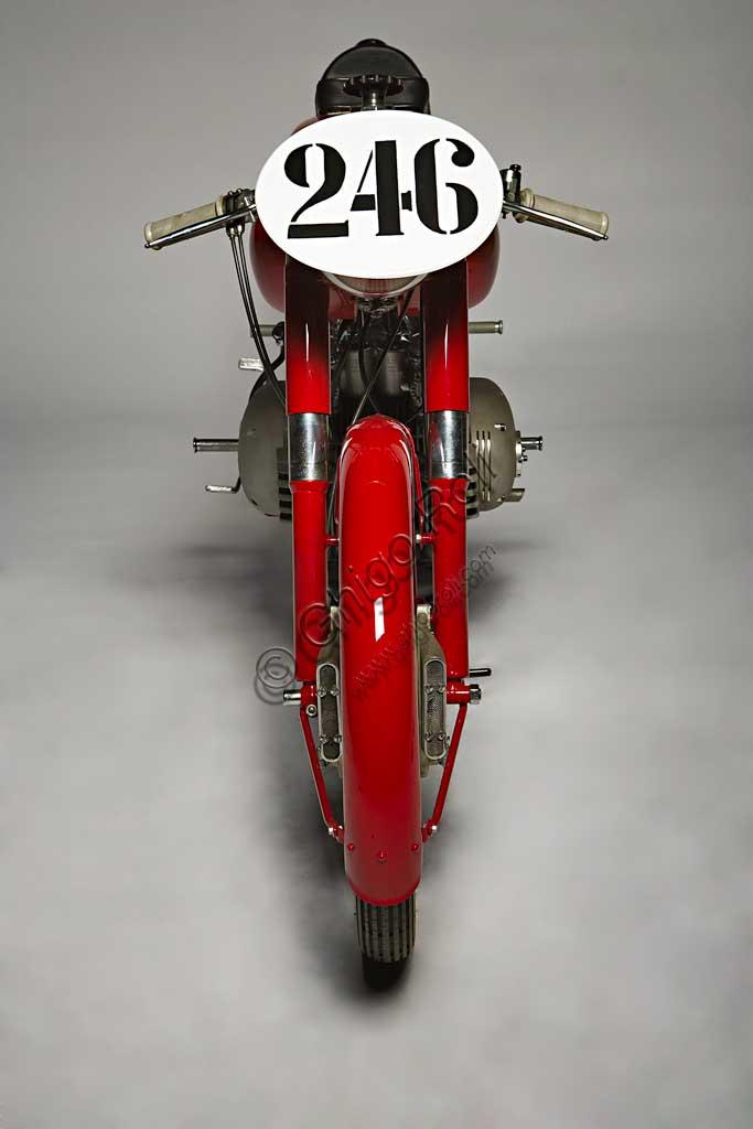 Ancient Motorbike Motobi Gran Sport 250 GSS